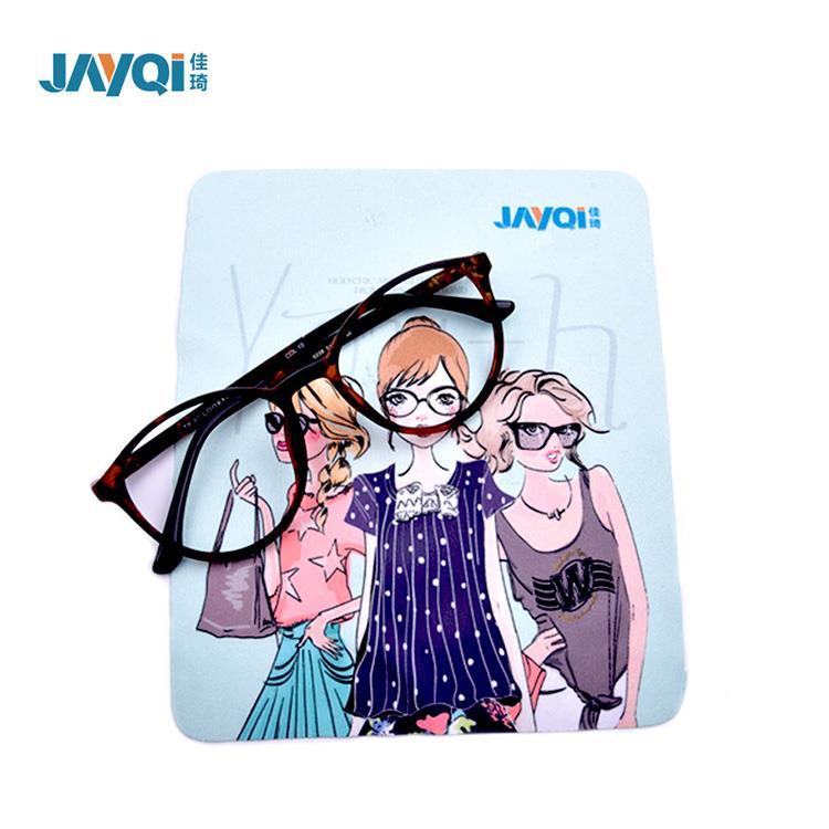 Microvezeldoek voor bril