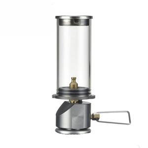 China Best Selling Camping Outdoor Gas Ultralight Portable Lamp BRS-55
