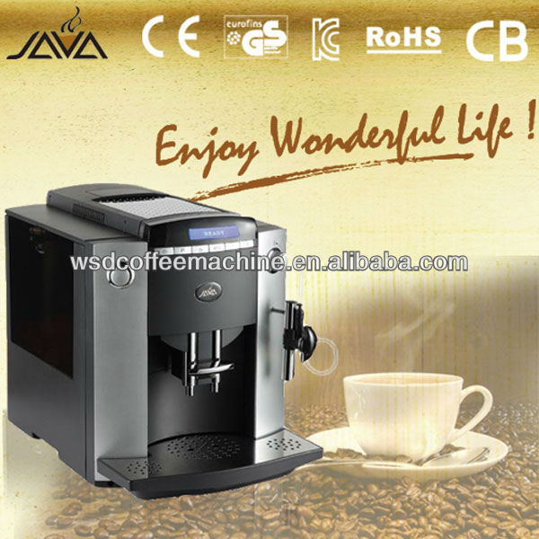 Automatic Espresso Coffee Machine 010A JAVA