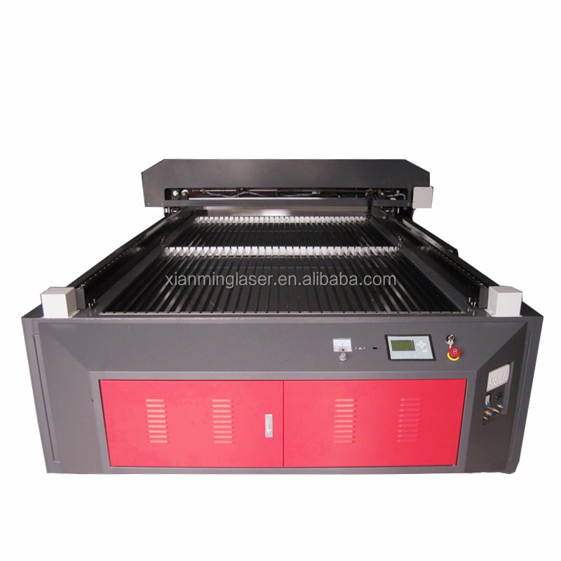 Liaocheng XM 150w 180w 260ww cnc laser acrylic sheet cutting machine 1325
