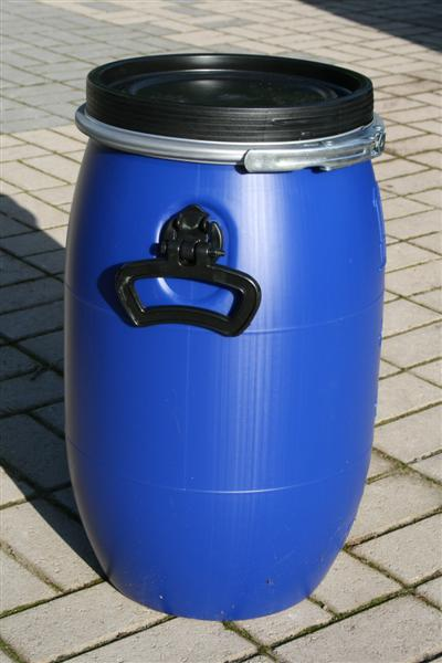 Hot Sale Hdpe 200l Plastic Drum With open Top