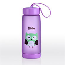 Cheap custom personalized 2017 hot sell new products free sample colorful animal water bottle with factory price water bottle