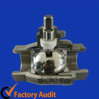 custom type valve ball and valve parts