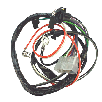OEM ODM custom ISO9001 custom engine 6_350x350 oem odm custom iso9001 custom engine 6 pin connector wire harness custom engine wiring harness at mifinder.co