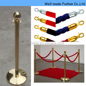 Floor Standing Gloss Gold Decoration Stands
