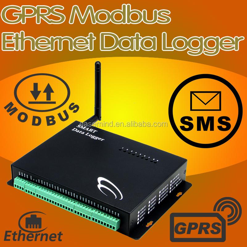 Wholesale GPRS Modbus Ethernet Data Logger 4-20 ma input ...