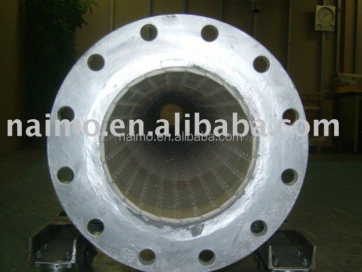 High Quality Abrasion Resistance Ceramic Lined Steel Pipe