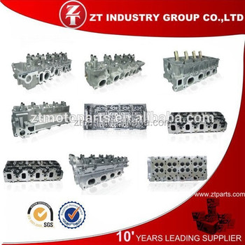 China Wholesale!! Cylinder Head Type Auto Part Auto Cylinder Head ...