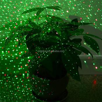 Led Laser Projector Light Christmas