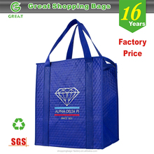 Large Waterproof Insulated Cooler Tote Bag