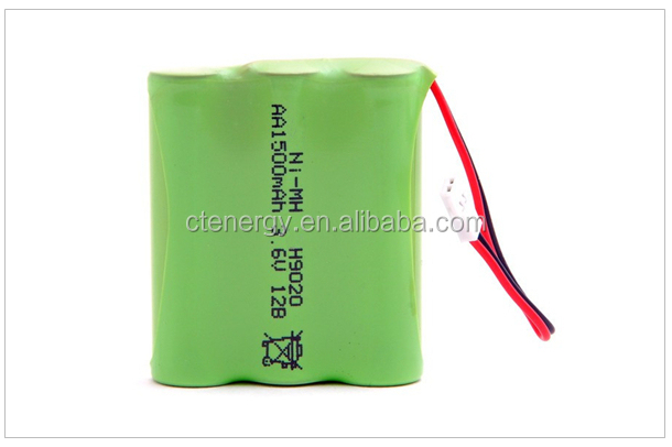 Nimh Battery Aa,Aaa 1.2v/3.6v/4.8v Rechargeable Battery For Toys ...