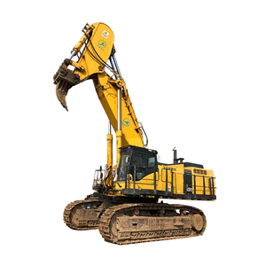 Heavy Construction Machine Used Komatsu PC1250 Excavator Crawler Excavator for Sale