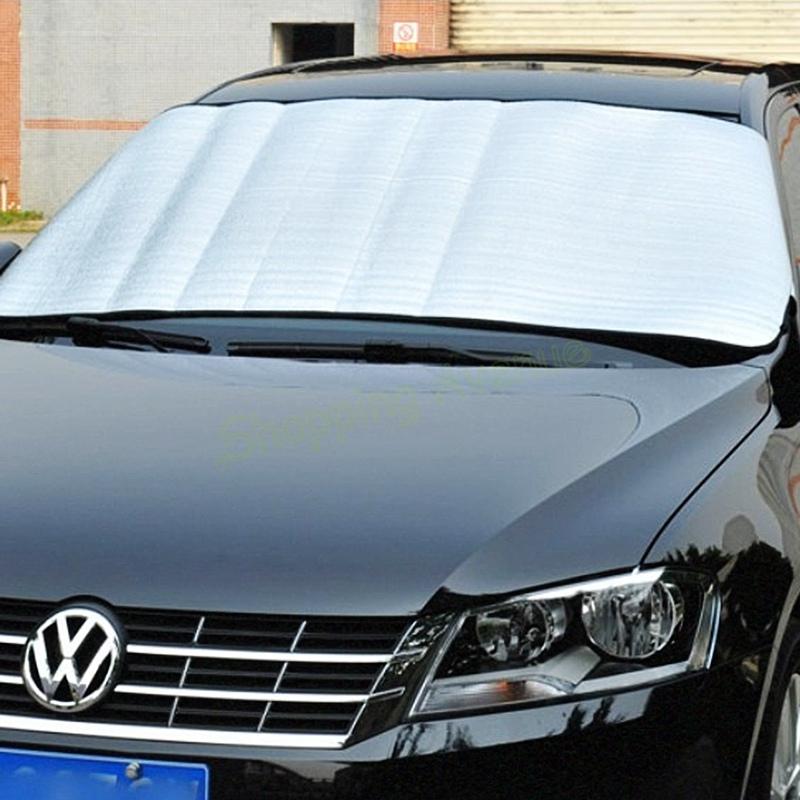 Window Foils Windshield Sun Shade Car Windshield Visor