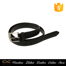Hot Selling OEM quality Luxury pu Leather Wide Belts For Men