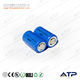 Hot selling 3.2v 14250 lithium battery 180mah / 14250 rechargeable battery / Lifepo4 battery 14250
