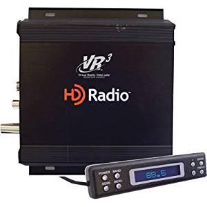 VR3 Roadmaster/VR3 HD Radio Receiver