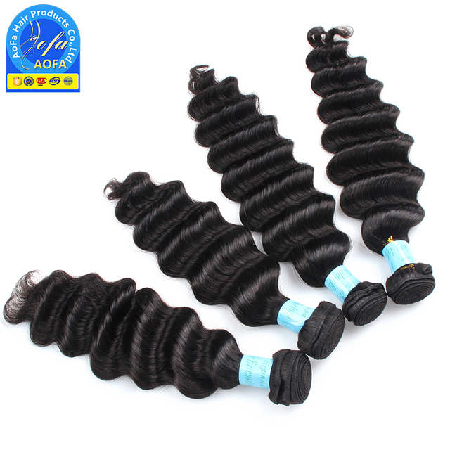 Wholesale extension human virgin Peruvian hair weave bundles with closure frontal piece in a lot