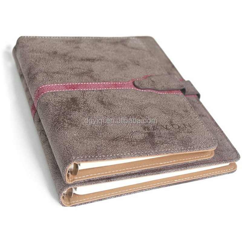 2015 fancy stationery diary ring cover