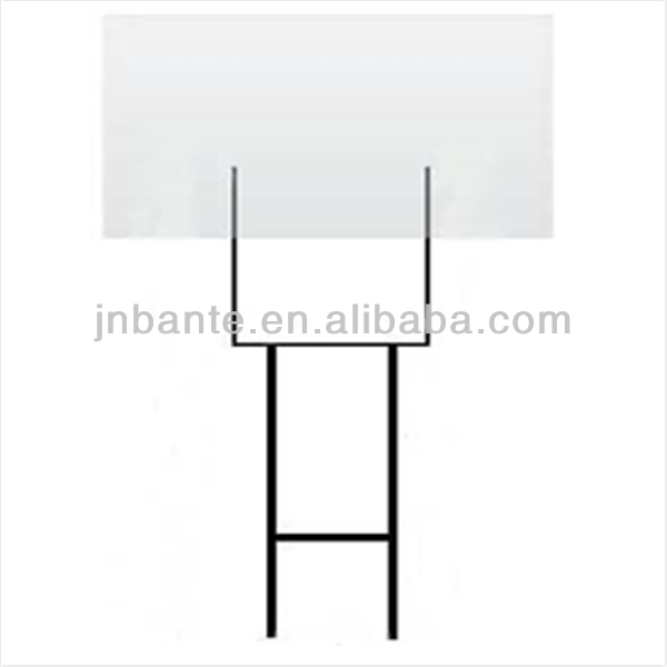 Metal Step Stake Sign Holder - Buy Metal Step Stake Sign Holder,H ...