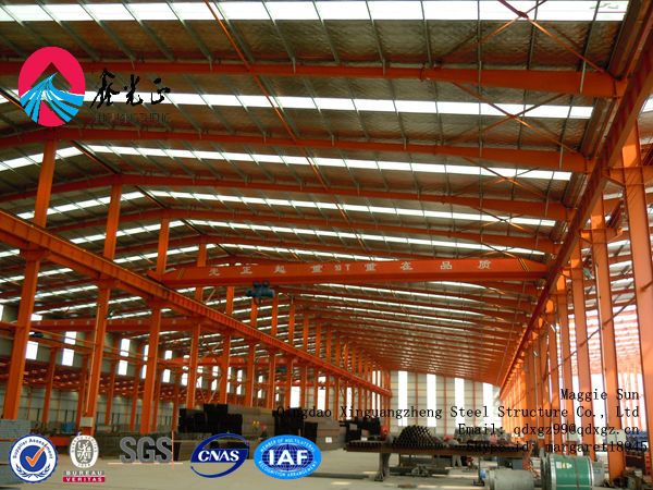 Prefab light maintenance supply sports layout design warehouse