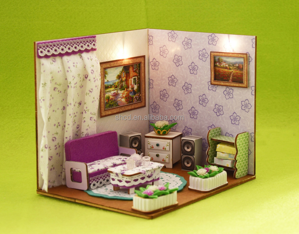 3d diy paper furniture puzzle game house decoration puzzle for 3d home decoration games