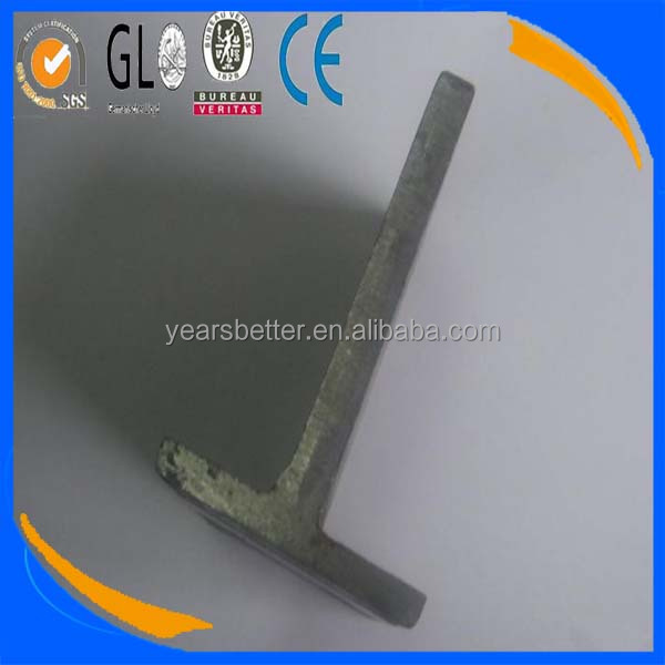 Zinc Coated Metal Roll Former T Type Universal U200 U/C Beam Used Prime A36 UNITED Hot Dipped Galvanized Furring Channel