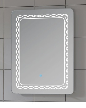 New design OEM OED illuminated bathroom led mirror