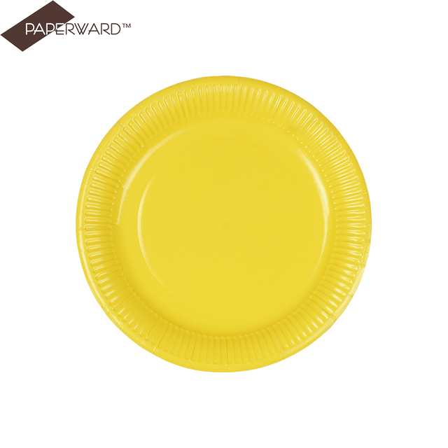 new products Disposable food grade Yellow colorful paper plate wholesale Disposable plates for cake sizes  sc 1 st  Alibaba & Buy Cheap China plate for cake Products Find China plate for cake ...