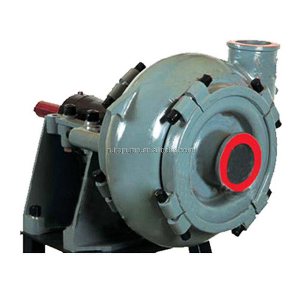 End suction Dry Sand Suction Pump