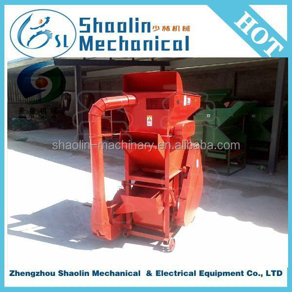 shelling machine