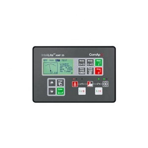 Generator accessories automatic genset controller control panel