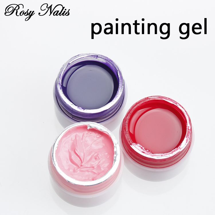 Promotion New <strong>Gel</strong> Polish! Jelly UV Color <strong>Gel</strong> Painting <strong>Gel</strong> Polish Cured