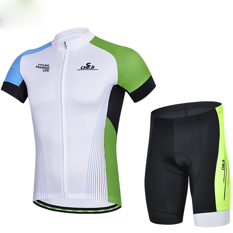 b921e3e2f Get Quotations · Bike Clothes Men Cycling Jersey Cycle Clothing Sets Cube  Cycle Wear Camisa Motocross Padded Trousers Mens