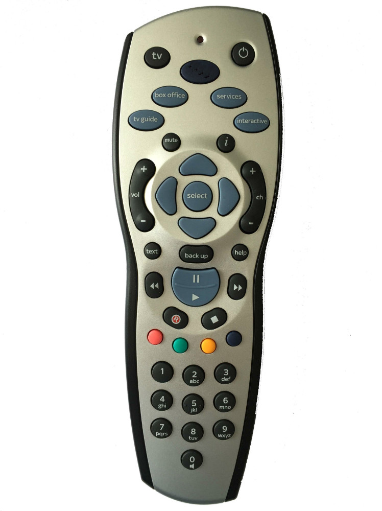 sky remote control for united kindom