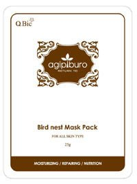 Korean Cosmetics / Mask pack sheets