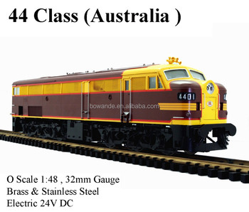 44class,1:43 5 Electric Australian Train (brass Made) - Buy O Scale Moedel  Train,Electric Model Train,High Simulation Brass Model Product on