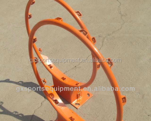 Official Size breakaway steel basketball rim