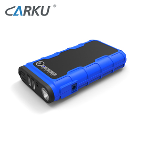CARKU multifunction 13000mAh battery booster car jump starter as emergency tool for petrol and diesel car