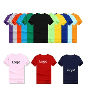 Guangzhou Garment Factory Cheap Price bulk blank cotton t shirt stocks