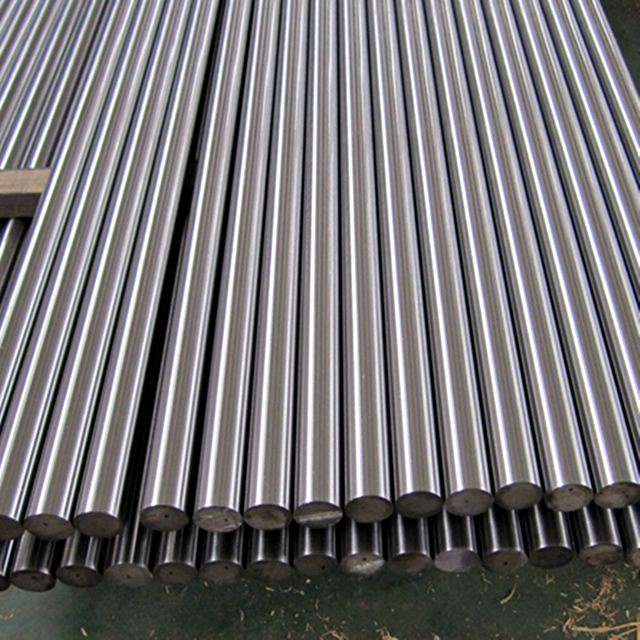 High Precision S45C Chrome Steel Piston Rod For Hydraulic