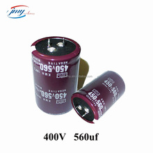 Aluminum Electrolytic Capacitor LF 400V560UF E-CAP super capacitor 250v 1500uf
