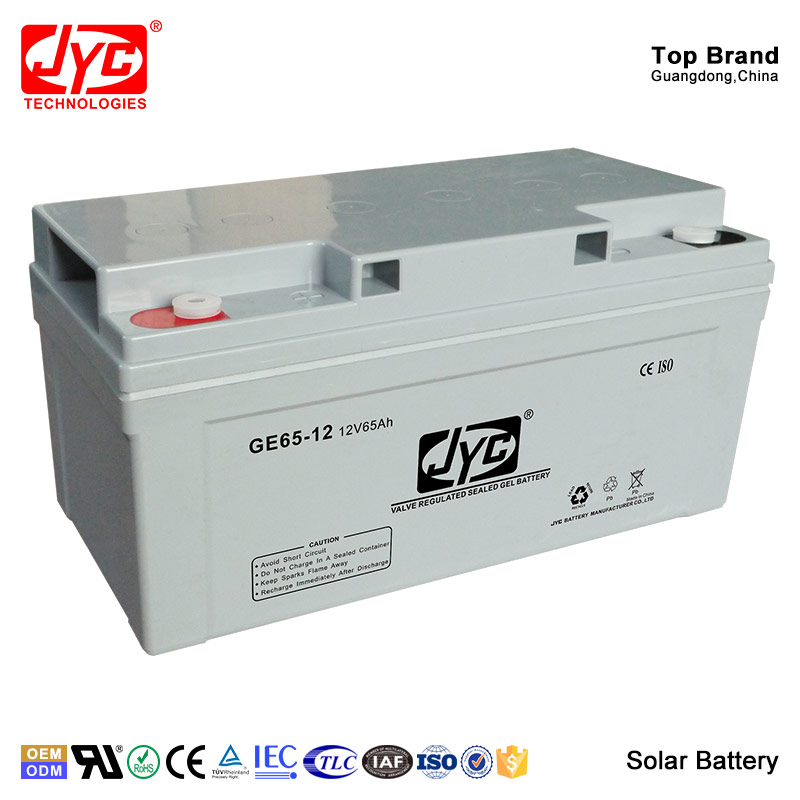 12V 65Ah Solar Panel System Solar Power Battery for Home use