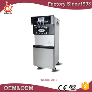 Industrial ice making machines,soft ice cream maker,ice cream making machine