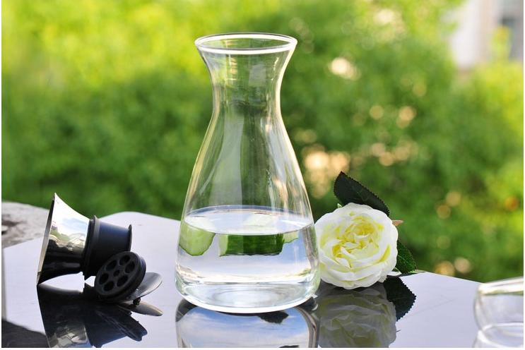 Kühlschrank Krug : Borosilikatglas wasser krug glas kühlschrank karaffe eis tee buy