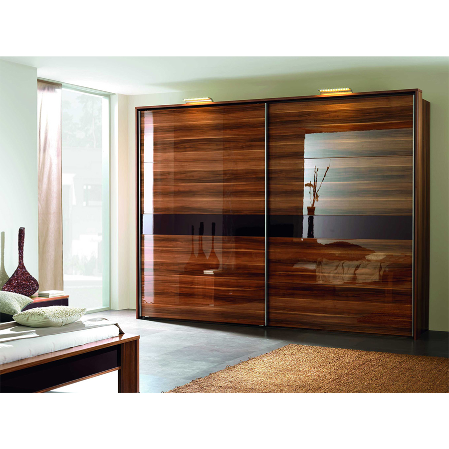 Modern Indian Bedroom Wardrobe Designs Wood Wardrobe With ...