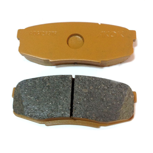 04466-60120 For Land Cruiser Lexus LX570 auto parts new wholesale China factory price hi-q ceramic brake pads
