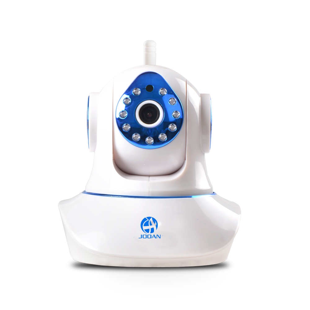 Jooan WiFi Dual Way Speaker 10m IR Distance Night Vision 3.6mm 1080P Wireless Video Baby Monitor for PC Tablet Mobile