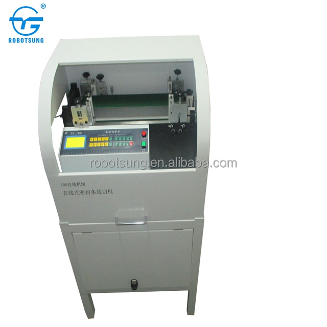 Pu foam sponge cutting machine