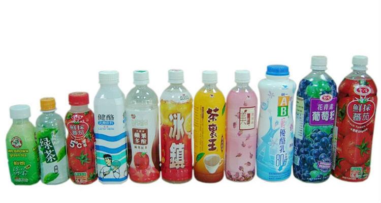 Hasil gambar untuk pvc shrink bottle label