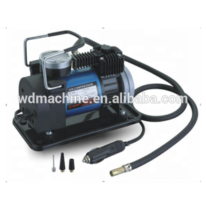 Tire inflator pump 12v car tyre Diaphragm Pumps tyre air pump